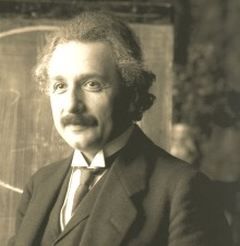 Einstein: career and vocation