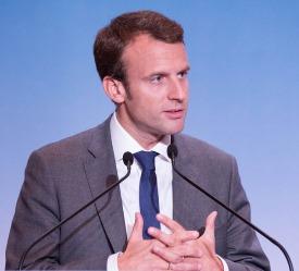 Focus Astro celebrity: Emmanuel Macron