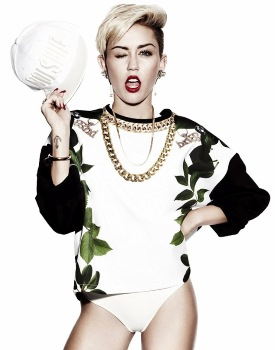 Focus Astro celebrity: Miley Cyrus