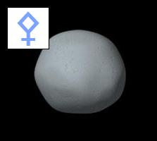 Asteroid Pallas