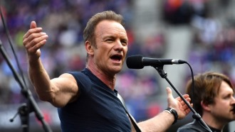 Focus Astro celebrity: Sting