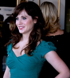 Focus Astro celebrity: Zooey Deschanel