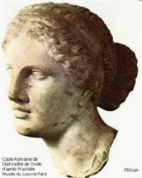 Venus and the way you love Part 1/2: Aphrodite de Cnide by Praxitèle, Musée du Louvre