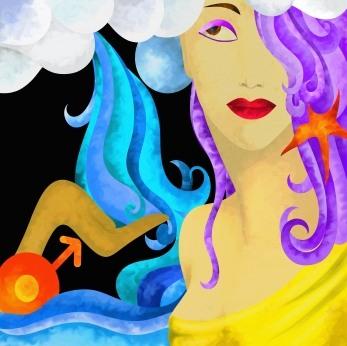 The zodiac and fashion for Aquarius, Aquarius rising, Uranus dominant, or strong 11th House