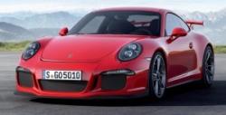 Porsche 911 Turbo and Aries