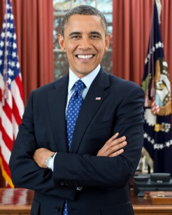 Barack Obama, a famous Leo man