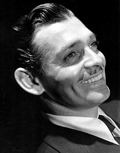 Clarke Gable, an Aquarius with Capricorn dominant