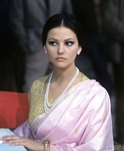 Claudia Cardinale, an Aries woman with Taurus dominant