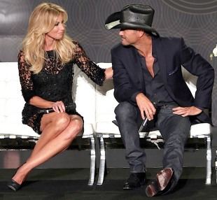 Faith Hill and Tim McGraw