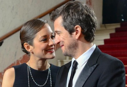 Marion Cotillard and Guillaume Canet