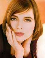 Actress Isabella Ressellini