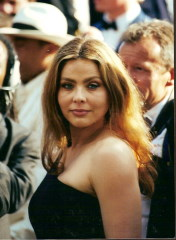 Actress Ornella Muti