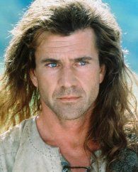 Actor and film director Mel Gibson