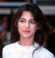 Actress Charlotte Gainsbourg