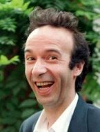 Film director and actor Roberto Benigni