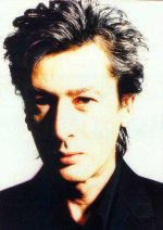 Composer and rock singer Alain Bashung