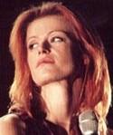Singer Axelle Red