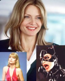 Actress Michelle Pfeiffer