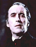 Christopher Lee, the British 6'5