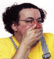 Actor and humorist Coluche