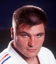 Judoka and politician David Douillet