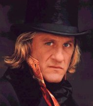 Actor Gérard Depardieu