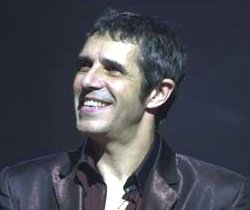 Singer Julien Clerc