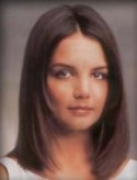 Katie Holmes, specialised in roles of rebellious adolescents (Mrs Tingle, Disturbing Behavior), and former Mrs Tom Cruise