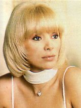 Actress Mireille Darc