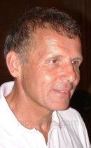 Journalist and Writer Patrick Poivre d'Arvor (PPDA)