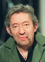 Singer, Composer, Actor and Painter Serge Gainsbourg