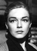 Simone Signoret, a French actress nicknamed The Golden Helmet, has Pluto on the Descendant square the Sun and sextile Venus, which brings about passionate love (with Yves Montand for example) rather than a happy marriage.