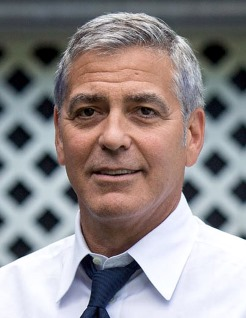 George Clooney, a famous Taurus