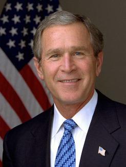 George W. Bush, a Cancer man with Leo dominant