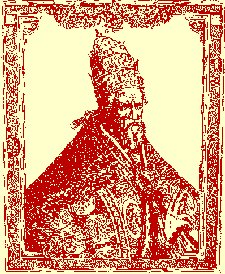 Pope Gregory XIII who imposed the new Gregorian calendar