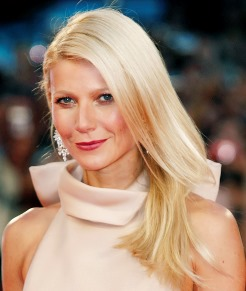 Gwyneth Paltrow, a famous Libra woman