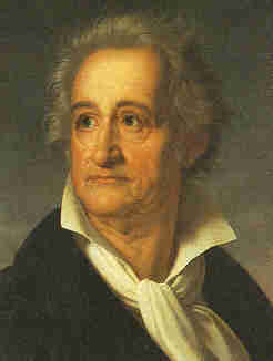 Johann Wolfgang von Goethe and astrology