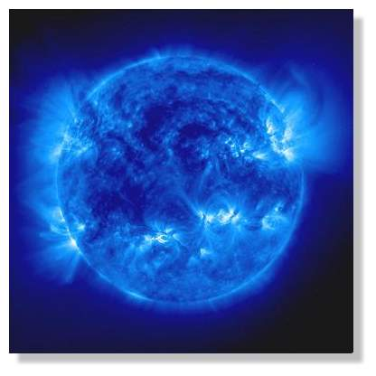 The Sun, the most important star