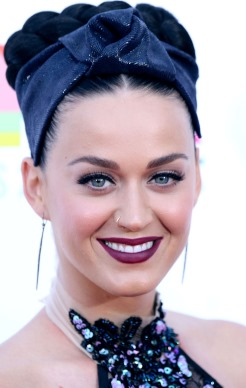 Katy Perry, a famous Scorpio woman