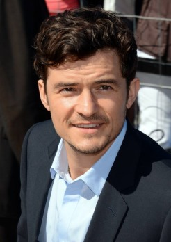 Orlando Bloom, a famous Capricorn man