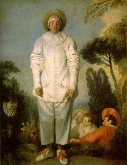 This Pierrot by Watteau perfectly symbolises all the poetry and innocence which naturally accompany emotional upsurges. The Moon is synonymous with immersion in a rich and dense inner world, often past and nostalgia-orientated, which is precious not only because it provides a feeling of security, but also because it recalls the well-being and the intense sensations experienced during our childhood which influence us throughout our life.