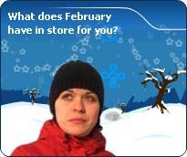 Detailed February Forecast