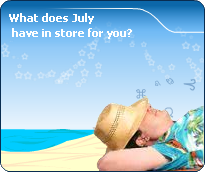 Detailed July Forecast