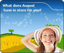 Detailed August Forecast