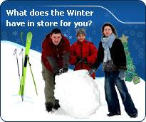 Detailed Winter Forecast