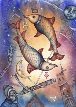 The Health for Pisces, Pisces rising, Neptune dominant, or strong 12th House
