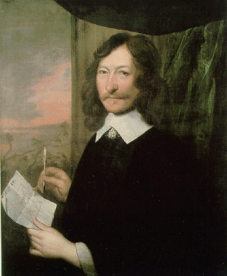 William Lilly, one of the most highly regarded Horary astrologer.